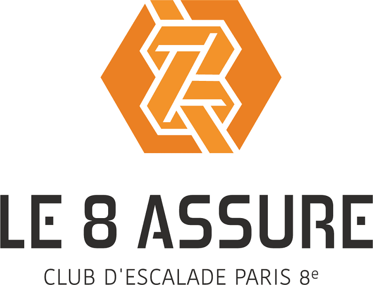 Le 8 assure - club escalade Paris